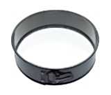 """Master Class 26cm (10"""") Non-Stick Spring Form Cake Pan with Glass Base"""